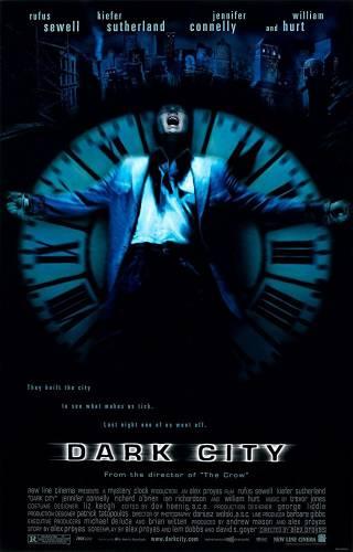 Градът на мрака / Dark City (1998)