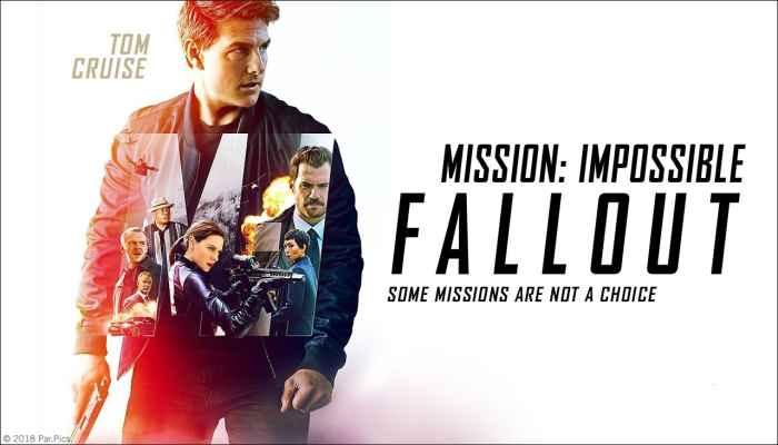 Mission: Impossible – Fallout / Мисията невъзможна: Разпад (2018)