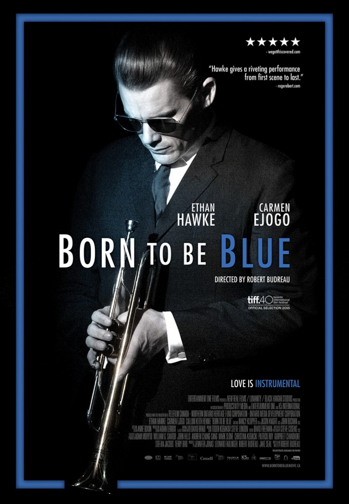 Born to Be Blue trau/ Чет Бейкър: Born to Be Blue (2015)