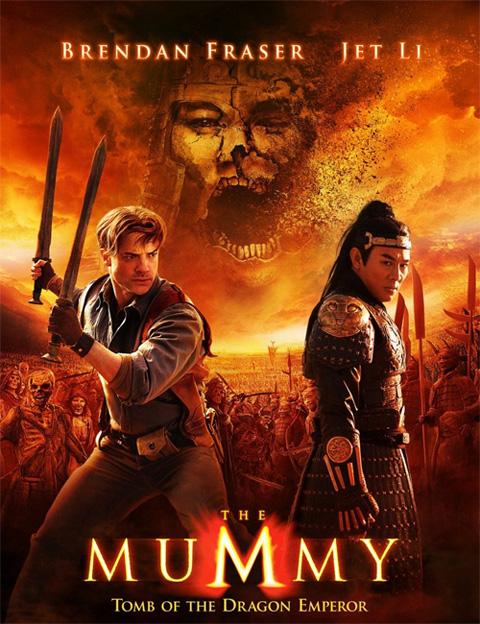The Mummy: Tomb Of The Dragon Emperor / Мумията: Гробницата на Императора Дракон
