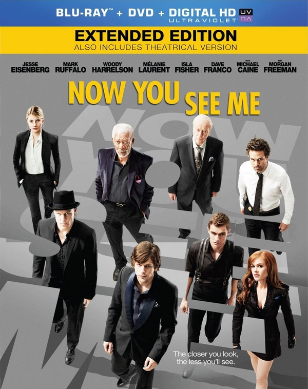 Now You See Me / Зрителна измама (2013)