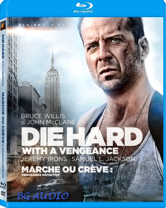 Die Hard: With a Vengeance / Умирай трудно 3 (1995)