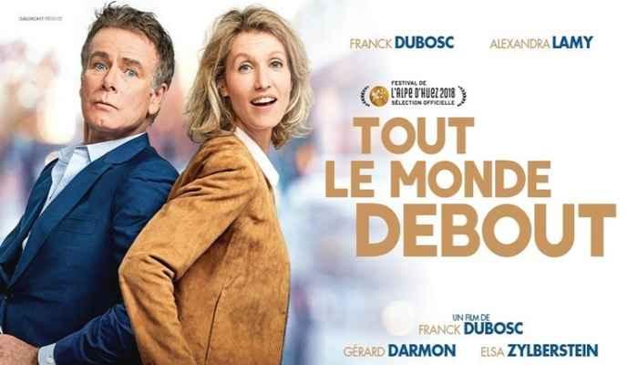 Tout Le Monde Debout / Опитай се да ме издърпаш (2018)