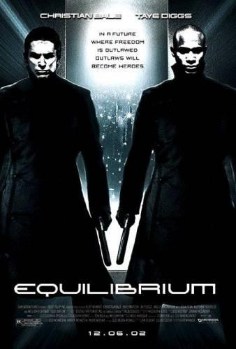 Равновесие / Equilibrium (2002)