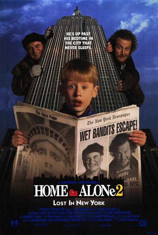 Home Alone 2: Lost in New York / Сам вкъщи 2: Изгубен в Ню Йорк (1992)