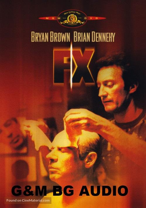F/X / Смъртоносни трикове (1986)
