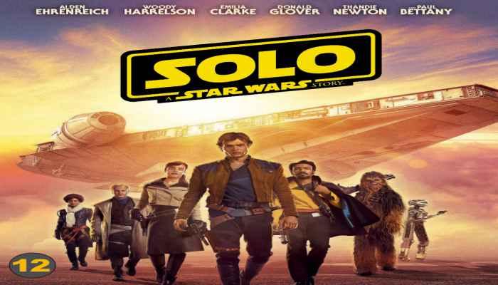 Solo: A Star Wars Story / Соло: История от Междузвездни войни (2018)