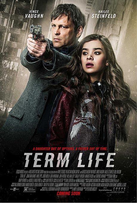 Term Life / Застраховка живот (2016)