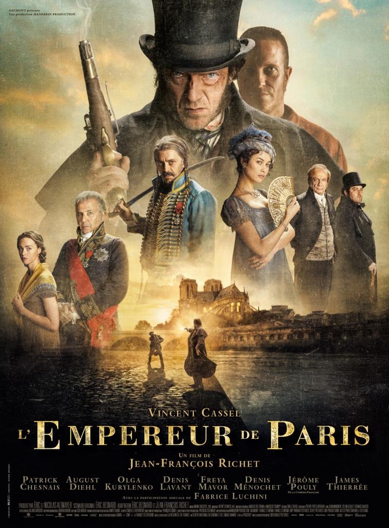 L'Empereur de Paris / Императорът на Париж (2018)