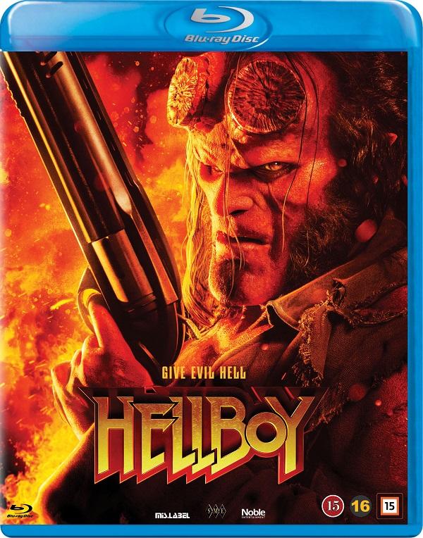 Hellboy / Хелбой (2019)