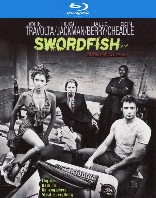 Swordfish / Парола: Риба-меч (2001)