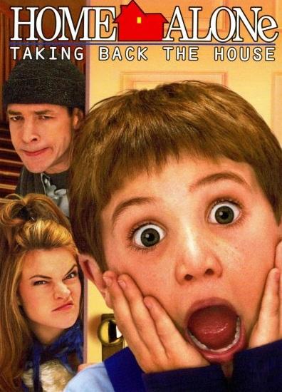 Home Alone 4 / Сам вкъщи 4 (2002)