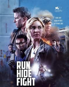 Run Hide Fight / Бягай, скрий се, бори се (2020)