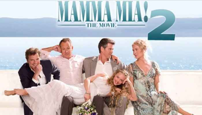 Mamma Mia! Here We Go Again / Mamma Mia: Отново заедно (2018)