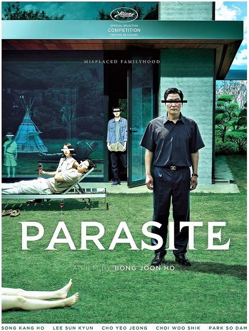 Parasite / Паразити / Gisaengchung (2019)
